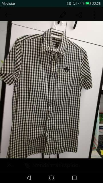 Imagen camisa hombre diésel