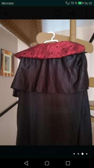Imagen producto Disfraz de Drácula niño 2