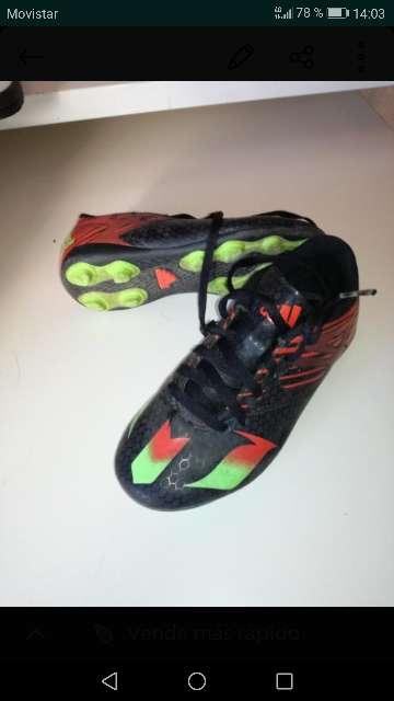 Imagen botas adidas