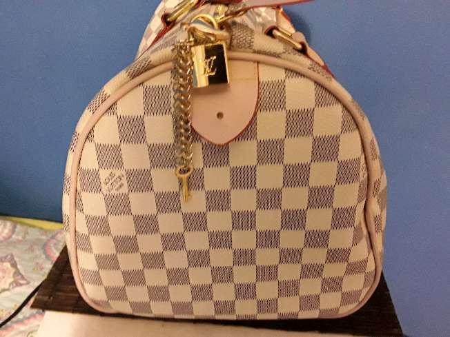 Imagen producto Bolso Louis Vuitton blanco 2