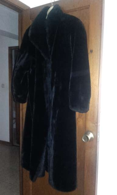 Imagen Abrigo negro