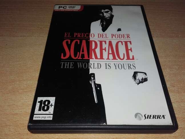 Imagen SCARFACE ( PC )