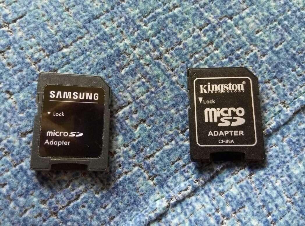 Imagen Adaptadores micro Sd