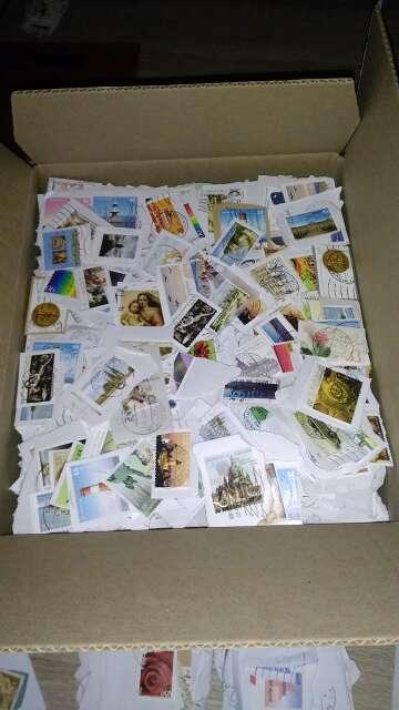 Imagen producto 500 gr. sellos Alemania 2