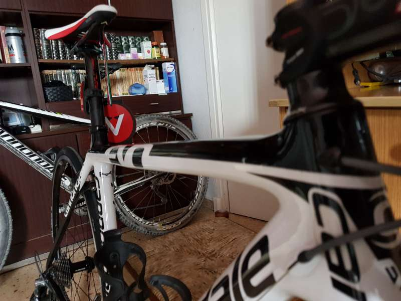 Imagen producto Bicicleta Cannondale Supersix Evo 4