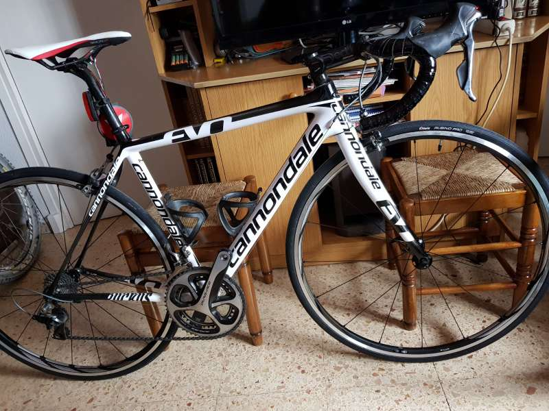 Imagen producto Bicicleta Cannondale Supersix Evo 3