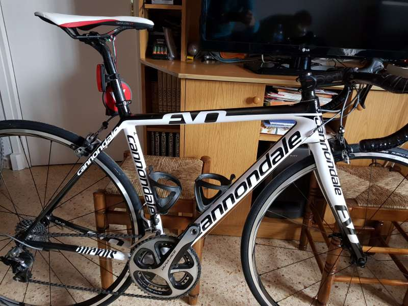 Imagen producto Bicicleta Cannondale Supersix Evo 2