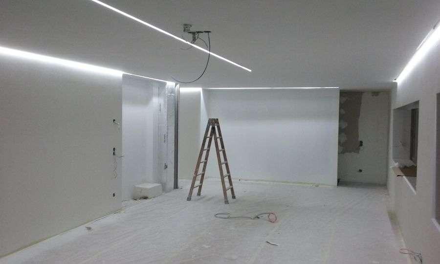 Imagen producto Trabajo en liso y pintura muro ladrillos ieso limpiar obras 642755690 4
