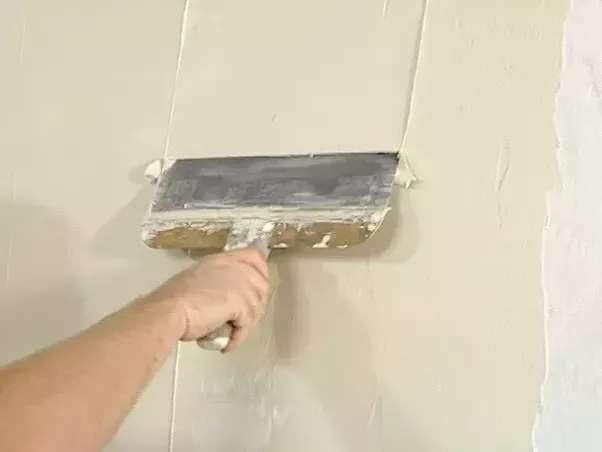 Imagen producto Trabajo en liso y pintura muro ladrillos ieso limpiar obras 642755690 2