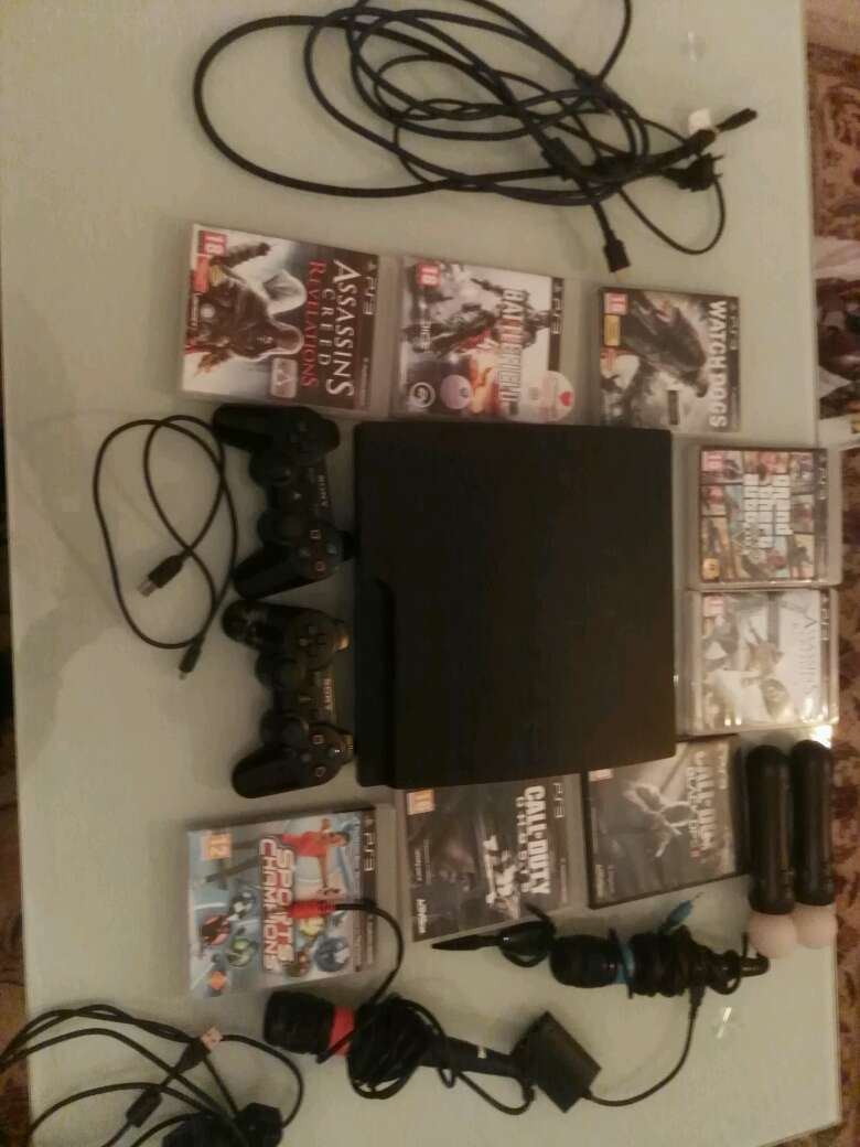 Imagen producto PLAY STATION 3 4