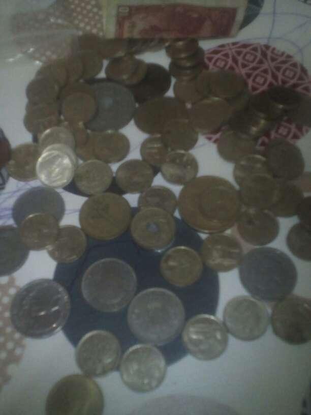 Imagen vendo lote de monedas antiguas