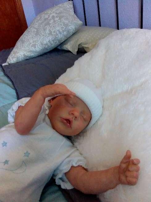 Imagen producto Bebé reborn 8