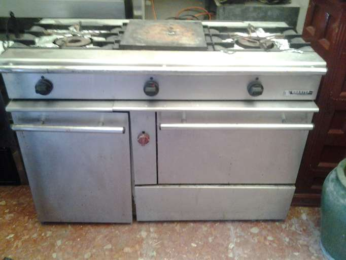 Imagen cocina industrial
