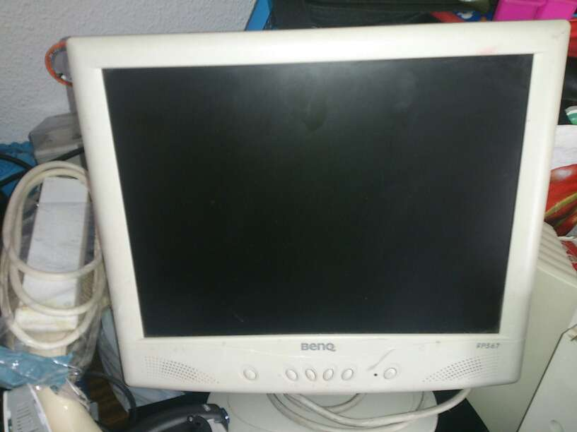 Imagen ordenador pantalla