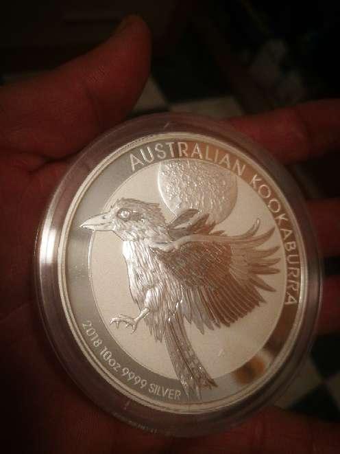 Imagen producto Monedas de Plata 1 onza  5