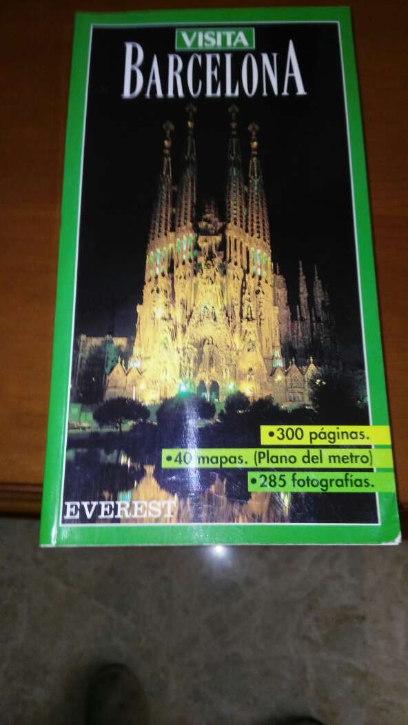 Imagen libro de Barcelona