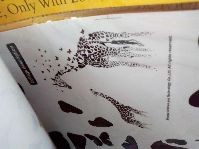 Imagen producto Sticker pared  6