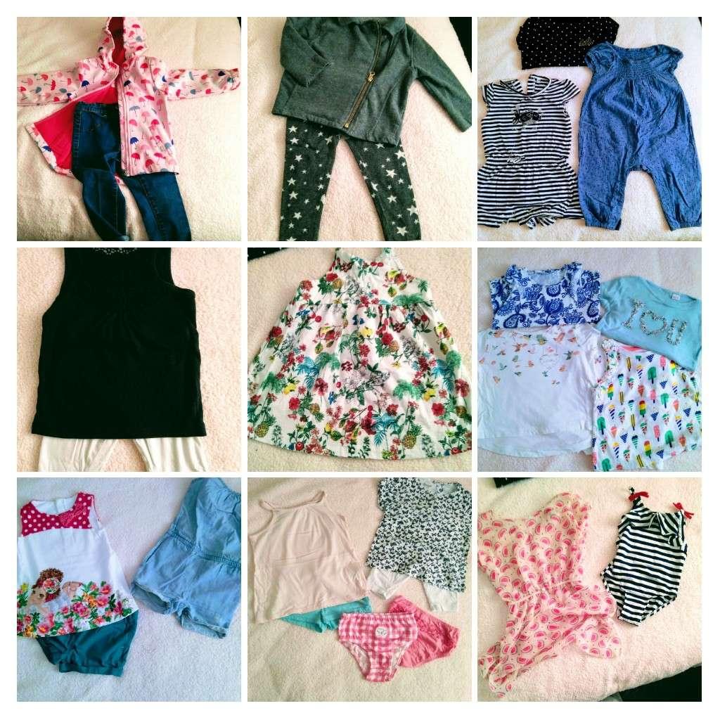 Imagen producto Ropa niña desde 1 , camisas 2,5 3