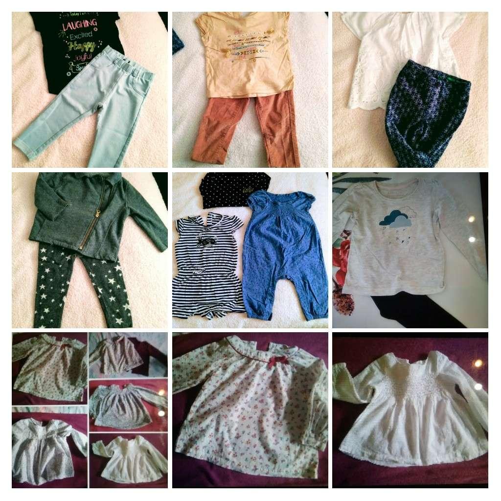Imagen producto Ropa niña desde 1 , camisas 2,5 2