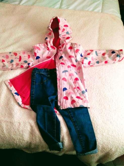 Imagen producto Ropa niña desde 1 , camisas 2,5 4