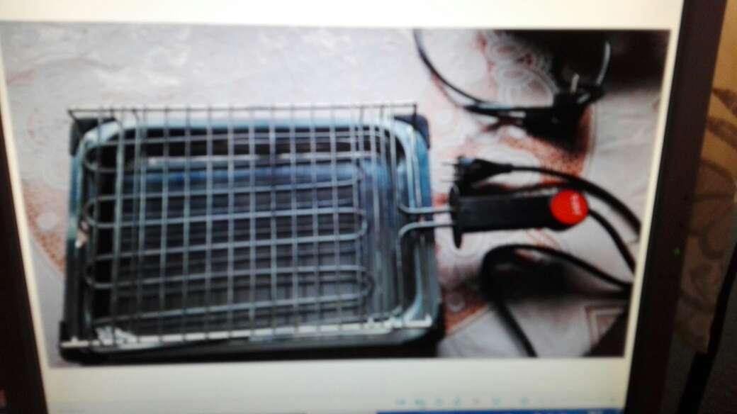 Imagen grill eléctrico jata