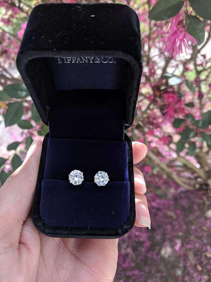 Imagen Pendientes y anillos tiffany&co