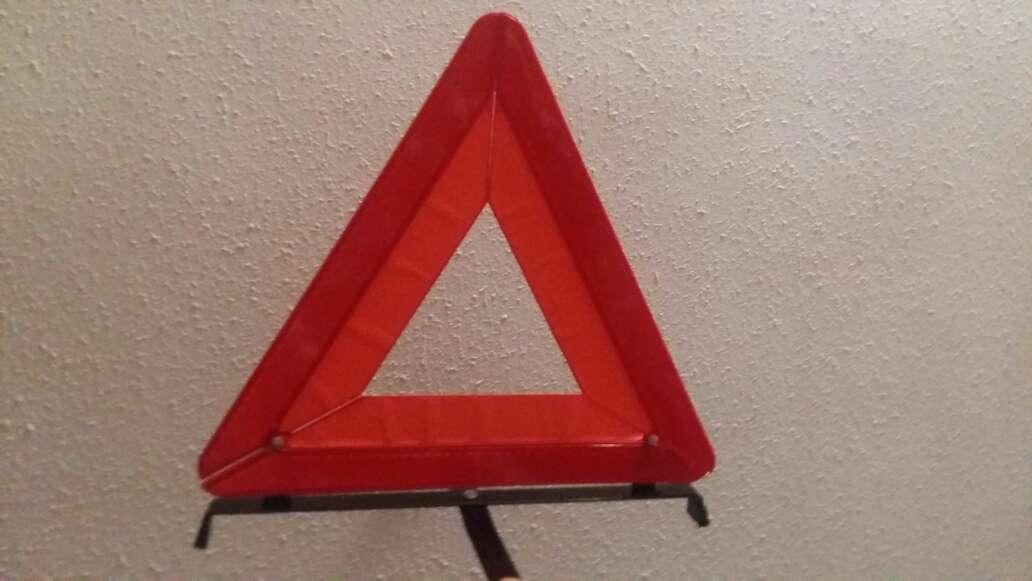 Imagen ¡CHOLLO!Vendo triangulos coche