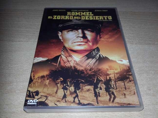 Imagen Rommel, el zorro del desierto
