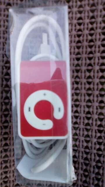 Imagen Reproductor de MP3 de micro SD