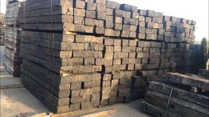 Imagen producto Traviesas de madera  1