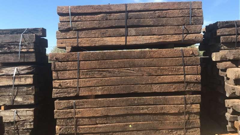 Imagen producto Traviesas de madera  3