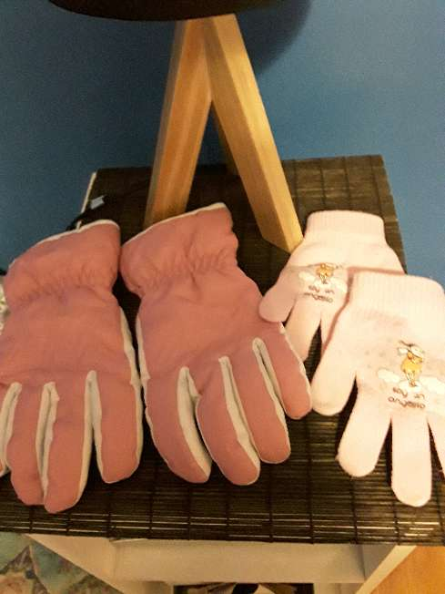 Imagen guantes nieve