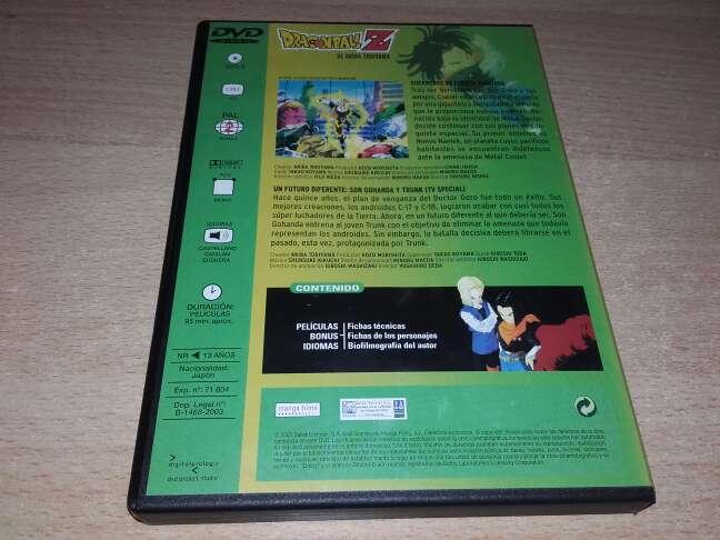 Imagen producto DRAGONBALL Z 2