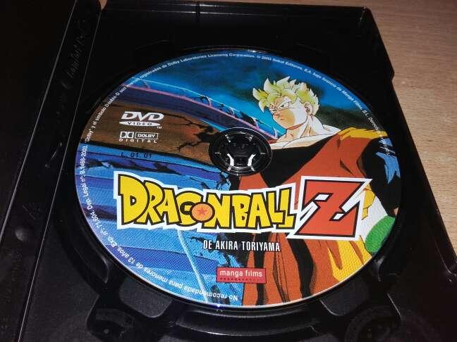 Imagen producto DRAGONBALL Z 3