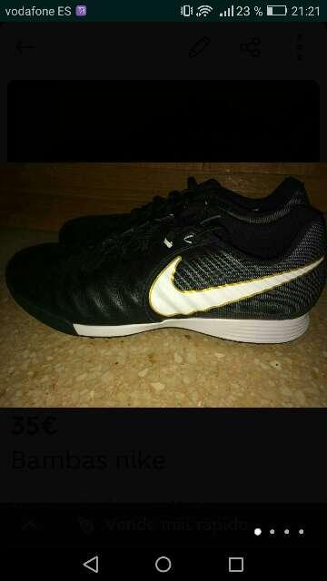 Imagen Bambas Nike