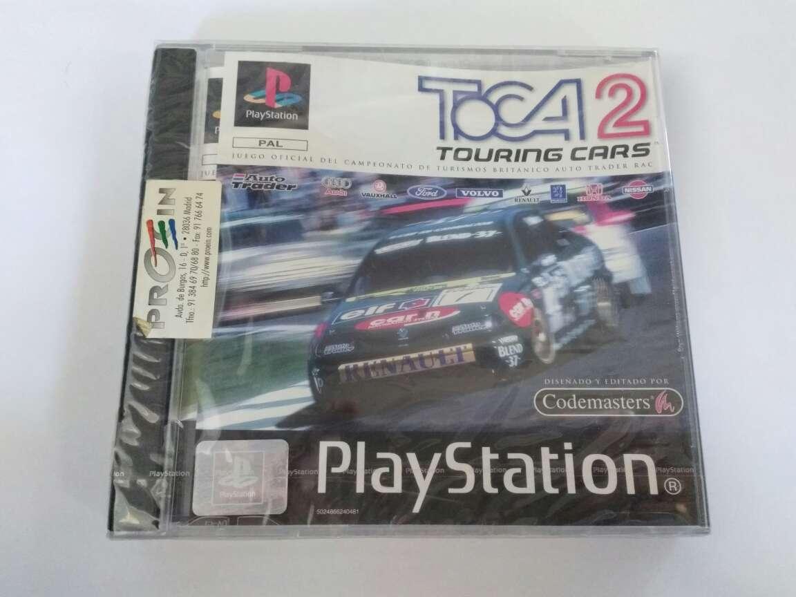 Imagen TOCA 2 touring cars, precintado