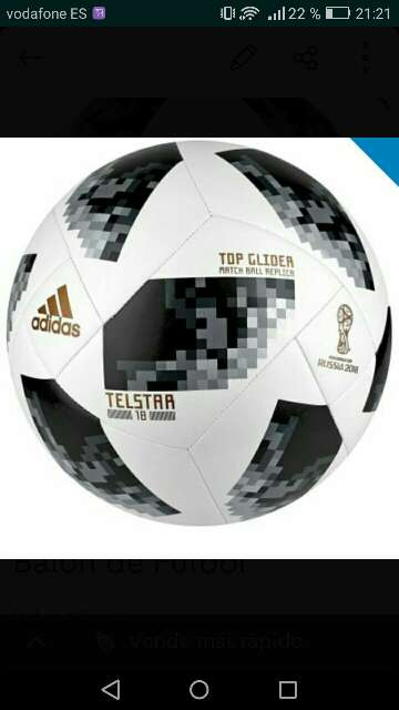 Imagen producto Balon de futbol 1