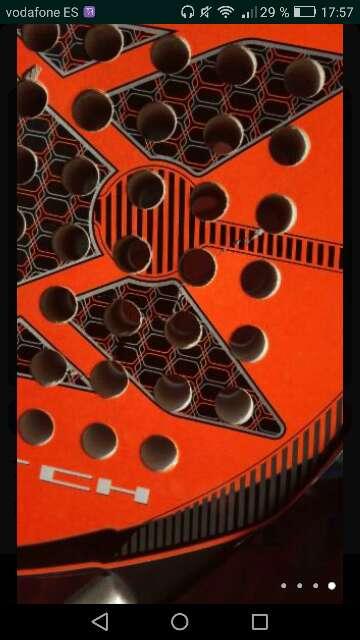 Imagen producto Padel raqueta 4