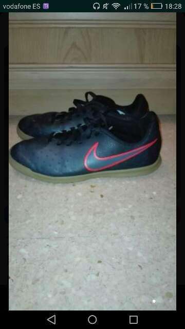 Imagen Bambas futbol sala Nike