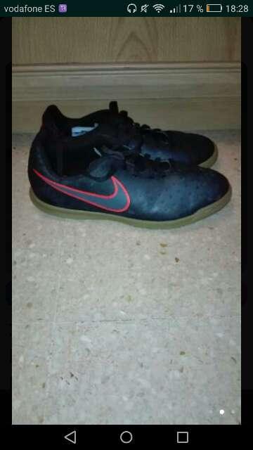 Imagen producto Bambas futbol sala Nike 2