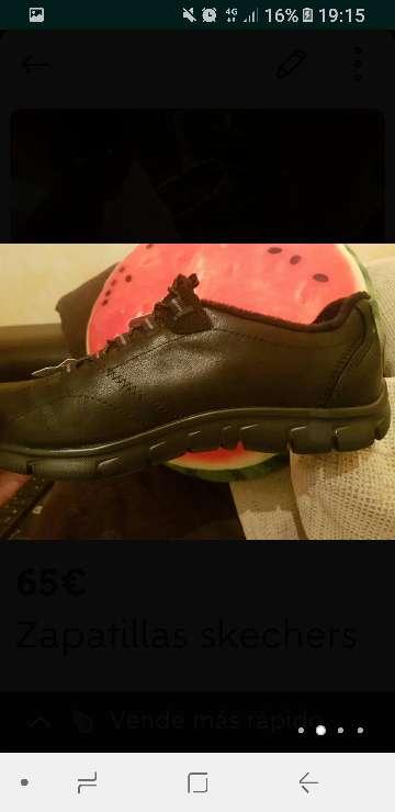 Imagen producto Zapatillas nuevas de mujer schekers 3