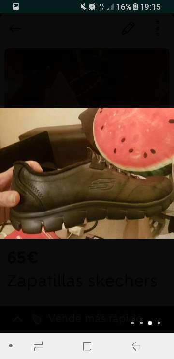 Imagen producto Zapatillas nuevas de mujer schekers 2