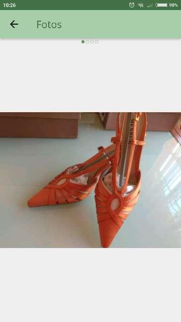 Imagen producto Zapatos MENBUR T. 38 - 39 a estrenar 2