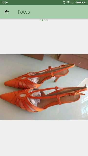 Imagen Zapatos MENBUR T. 38 - 39 a estrenar