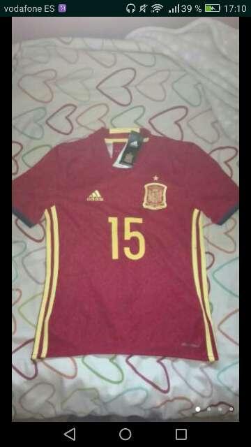 Imagen Camiseta seleccion Española