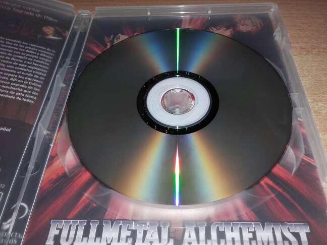 Imagen producto Fullmetal alchemist : la estrella sagrada de milos. 4