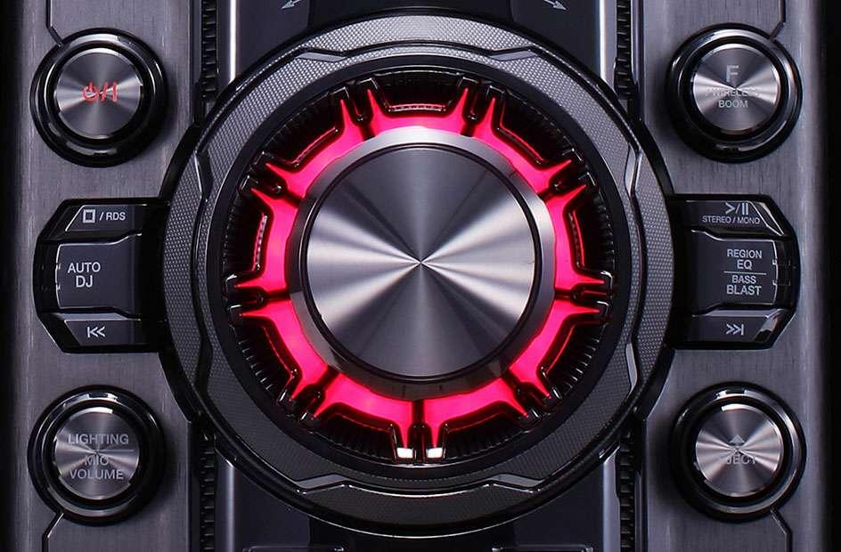 Imagen producto Minicomponente lg 5760 potencia 13.200 wats 4