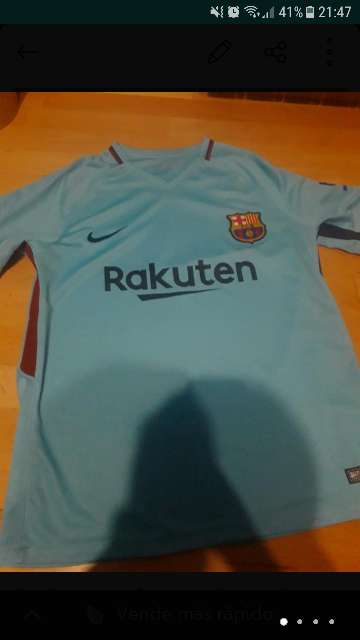Imagen Camiseta FC Barcelona 2017-2018