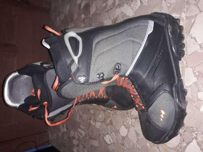 Imagen Botas snowboard