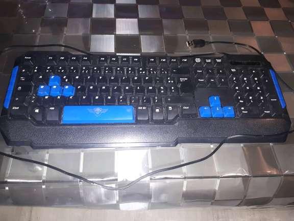 Imagen clavier gamer
